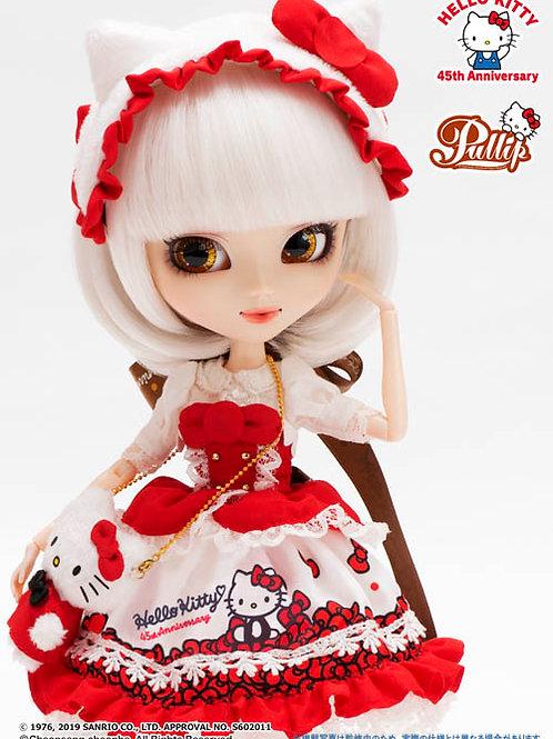 P-231 プーリップ/ Hello Kitty★Pullip〜45th Anniversary ver.〜