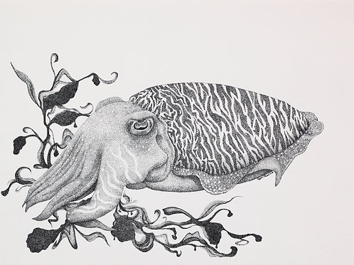 Inking Print