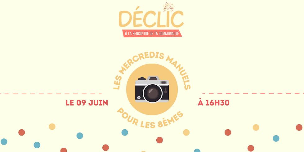 Déclic - Atelier de photographie !