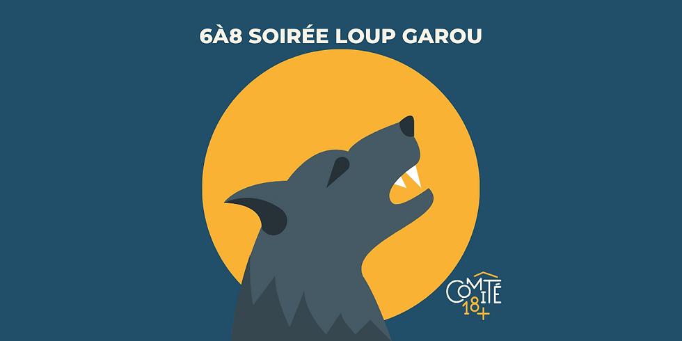 6 à 8 Soirée Loup-Garou