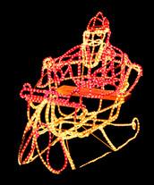 Sleigh Half-Santa - Small -  Rope 2.jpg