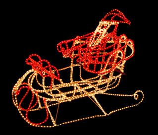 Sleigh Half-Santa - Small - Rope.jpg