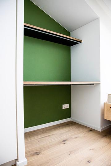 2019: Schreibtisch - Kinderzimmer