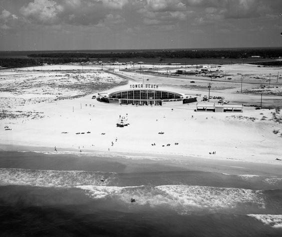 FloridaMemory_TowerBeachCasino_FortWalton BeachFlorida1959