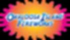 Okaloosa Island Fireworks Logo