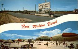 FortWaltonBeach_Postcard3_TowerBeach