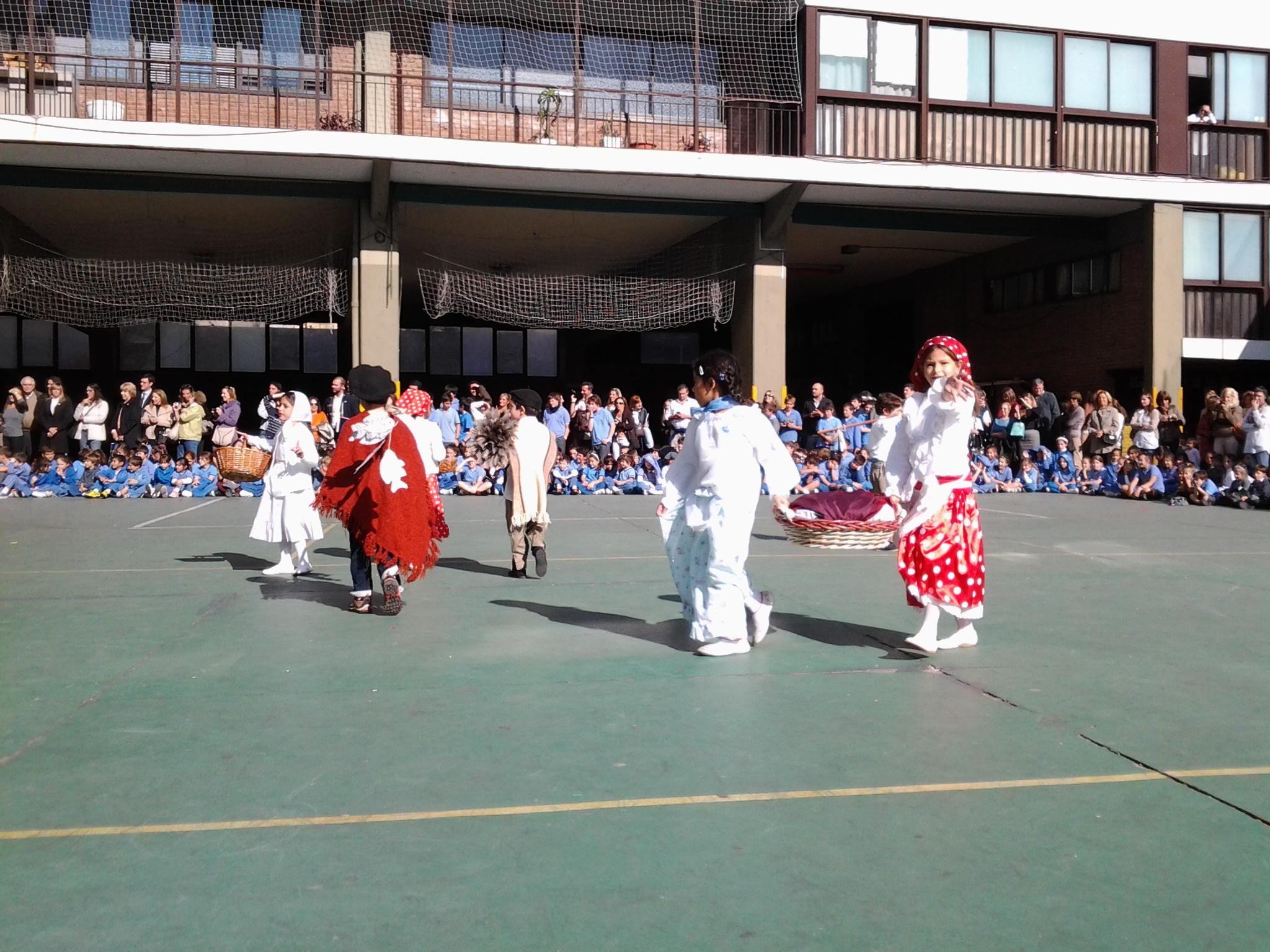 Colegio San agustín - Nivel primario