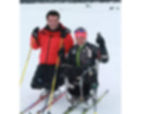 Skiing for Disabled, Adaptive Sport, Sking, disabled