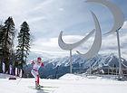 Brittany Hudak at Sochi Paralmypics, Skiing for Disabled, Adaptive Sport, Sking, disabled