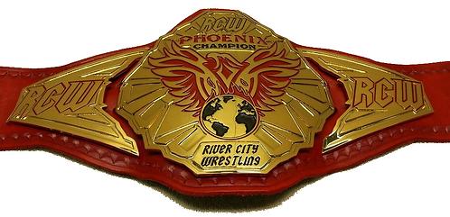 Official RCW Phoenix Replica Title