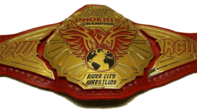 Official RCW Phoenix Replica Title