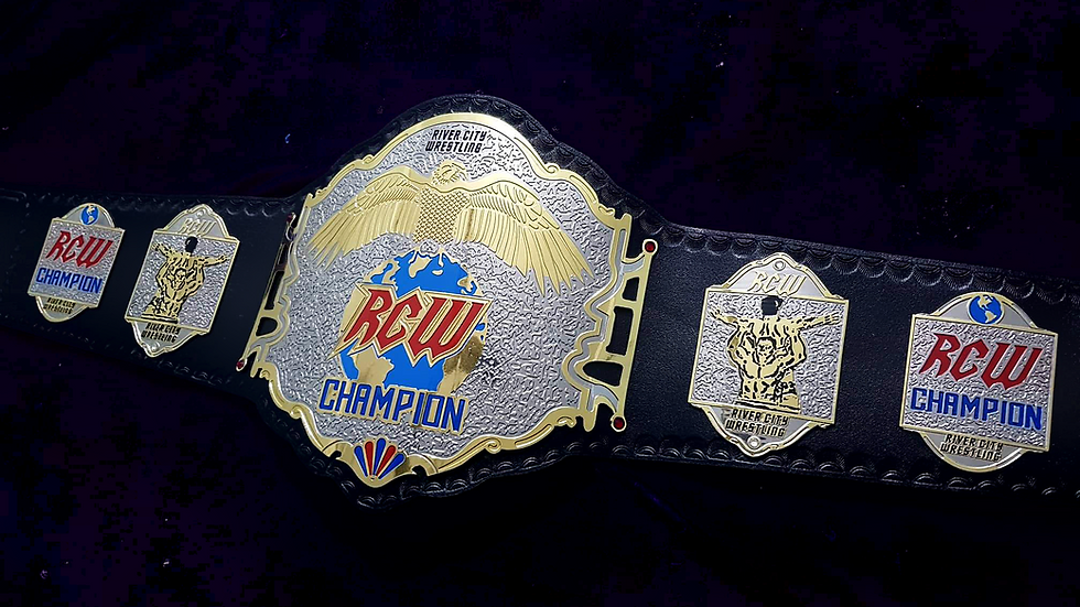 Official RCW Replica Title