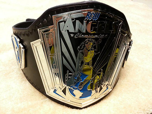Official RCW Women's Replica Title