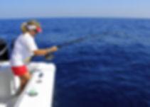 Sarasota offshore charter boat