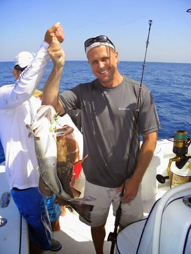 Sarasota Fishing Double Trouble
