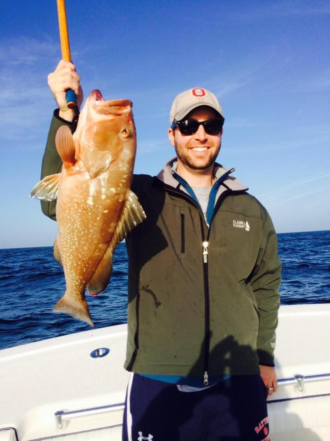 Hot January Sarasota Fishing!