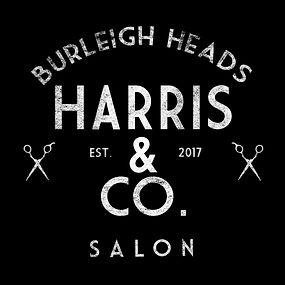 Harrs & Co Salon Logo