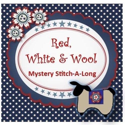 Red, White & Wool Kit Presale