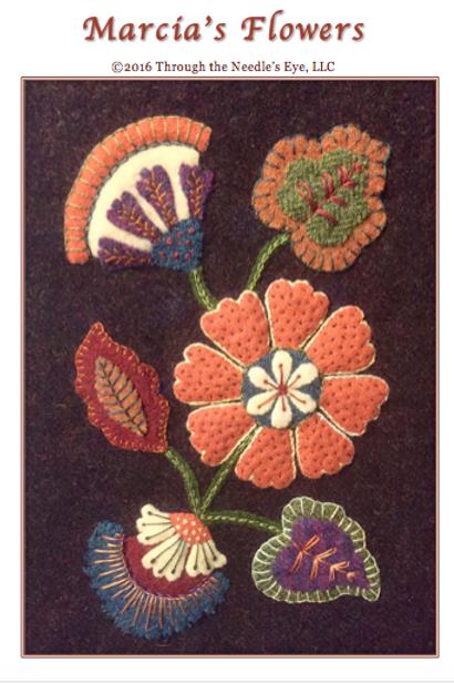 Marcia's Flowers