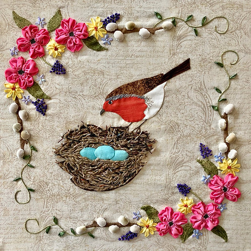 Woodland Reverie: Spring