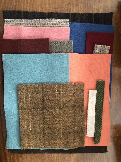 Village Wanderings—Homes: Wool Kit