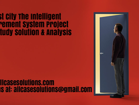 Harvest City The Intelligent Procurement System Project Harvard Case Study Solution & Analysis