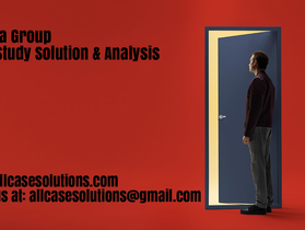 Verona Group Harvard Case Study Solution & Online Case Analysis