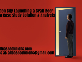 Forbidden City Launching a Craft Beer in China Harvard Case Study Solution & Online Case Analysis