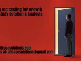Hunley Inc Casting for Growth Harvard Case Study Solution & Online Case Analysis