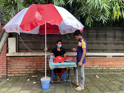 Gulshan Brand Promoter Umbrella point.HEIC.heif