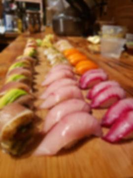 sushi eugene