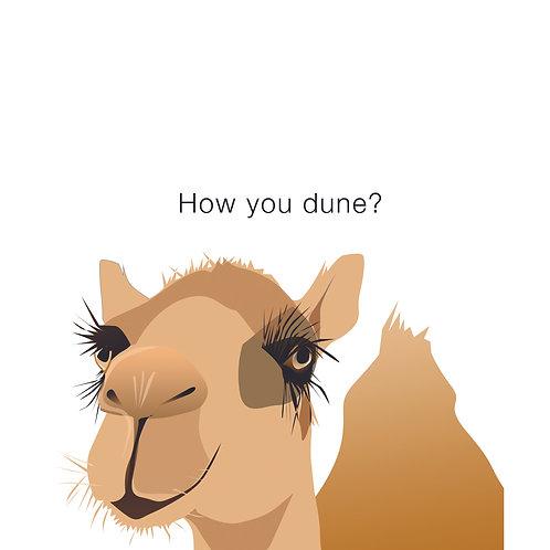 Camel (Single Card)