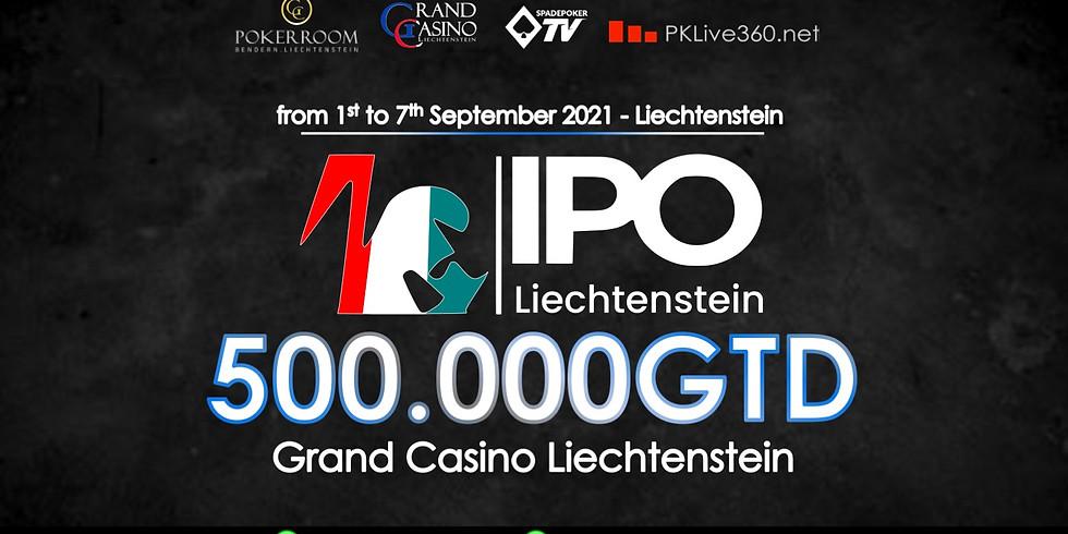 IPO Liechtenstein - Settembre 2021