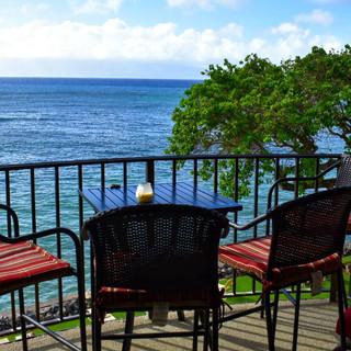 Enjoy the 180 degree Ocean View.