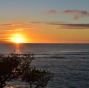Febuary Sunset