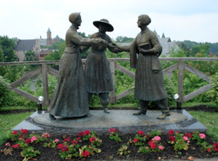 When Elizabeth Stanton met Susan B. Anthony