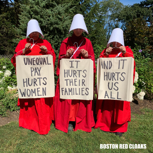 Unequal pay hurts us all