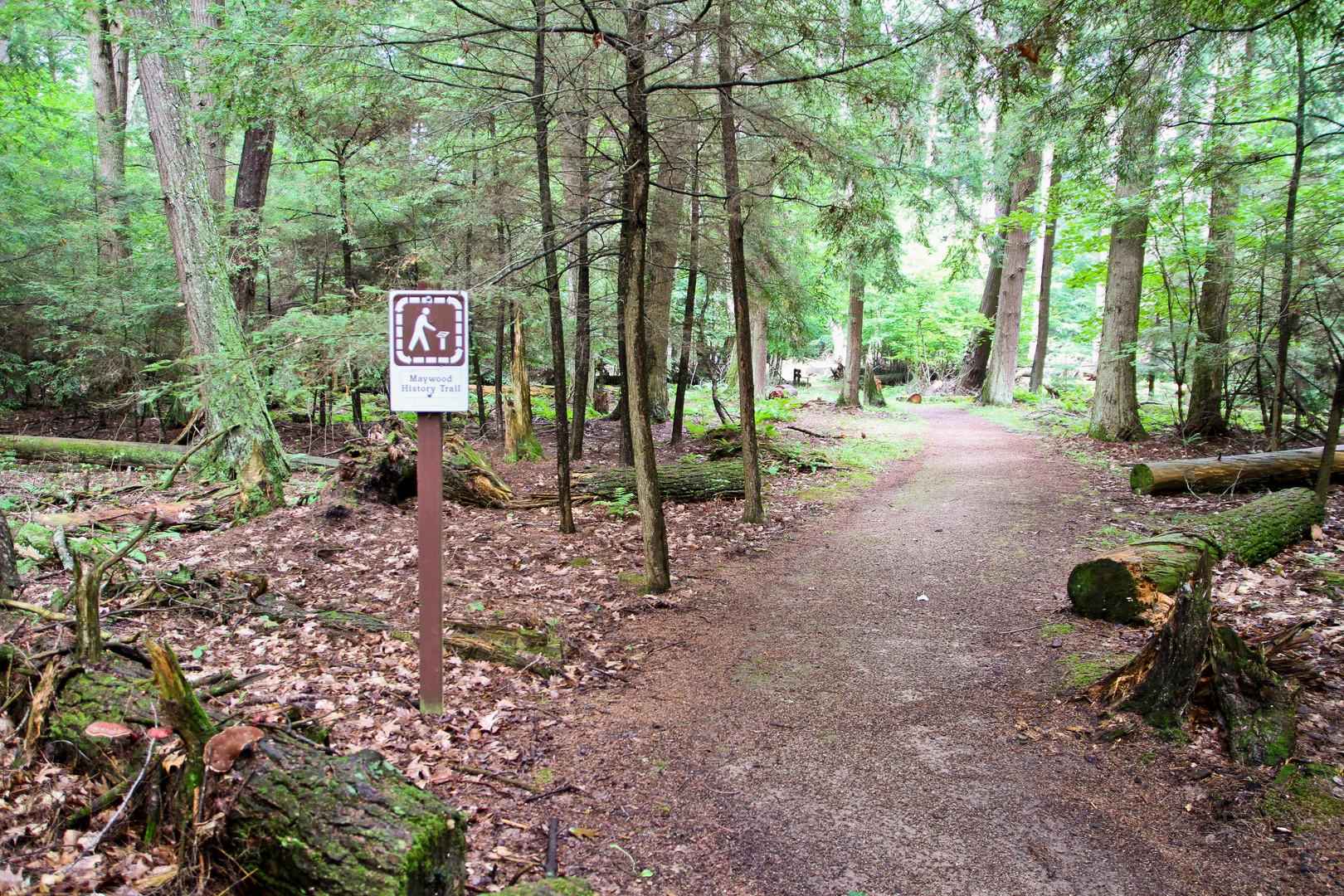 Maywood History Trail