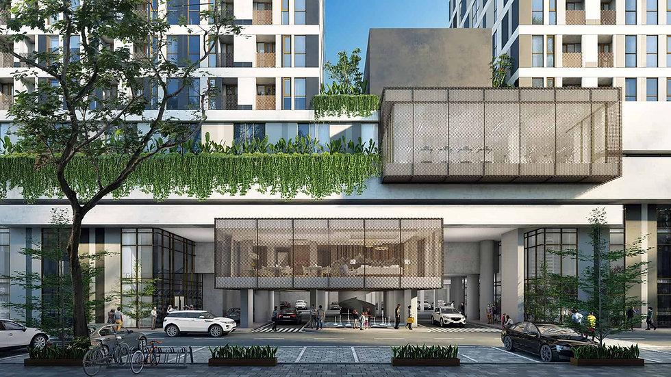 Apartemen Jepang di Cikarang Bekasi Vasanta Innopark