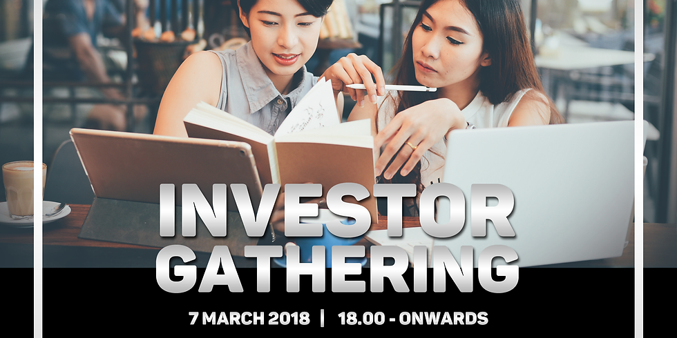 Investor Gathering 7 Maret 2018