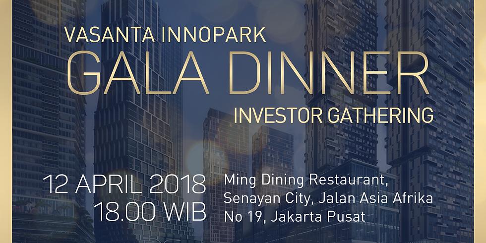 Investor Gathering 12 April 2018