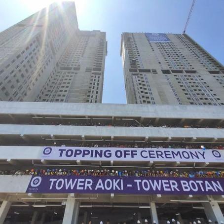 Apartemen Ala Jepang Berdiri di Cibitung, Serah Terima 2021