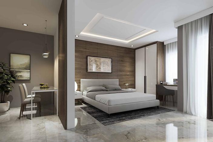 Vasanta Innopark Apartment 1 Bedroom