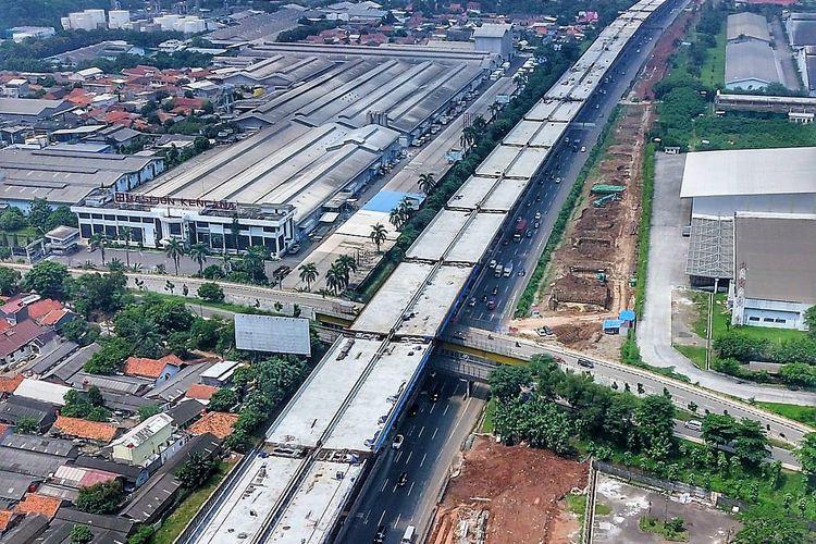 Tol Layang Jakarta-Cikampek (PT Jasamarga Jalanlayang Cikampek)