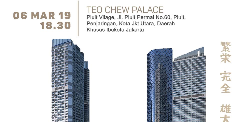 Investor Gathering at Teo Chew Palace, Jakarta, 6 Maret 2019
