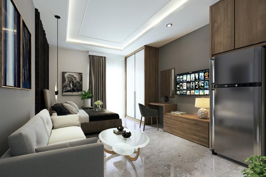 Vasanta Innopark - Apartemen - Type Studio