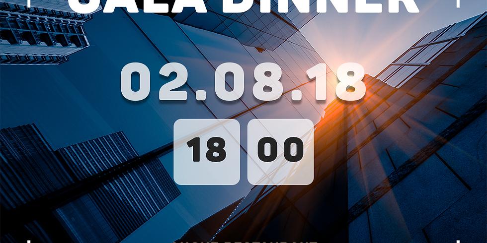 Gala Dinner at ANGKE RESTAURANT, 2 Agustus 2018