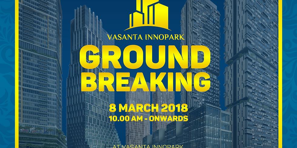 Ground Breaking Vasanta Innopark