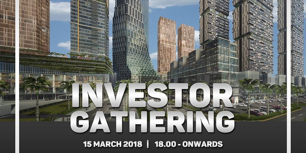 Investor Gathering 15 Maret 2018