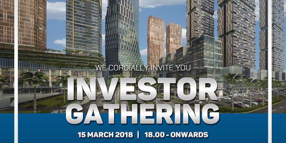 Investor Gathering 15 Maret 2018 - Purwokerto